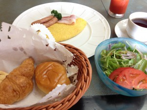 鎌倉パークホテル 朝食 洋食