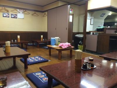 大阪/中津 グリルアイ 店内