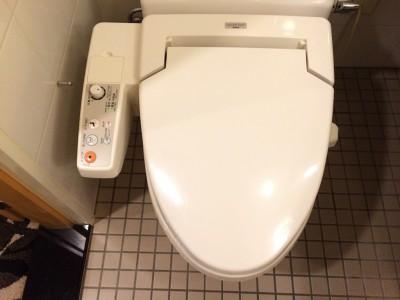 ANAクラウンプラザホテルグランコート名古屋 客室 アーバンダブル トイレ ウォシュレット
