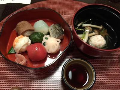 紀州手毬寿司 熊野牛肉炙り