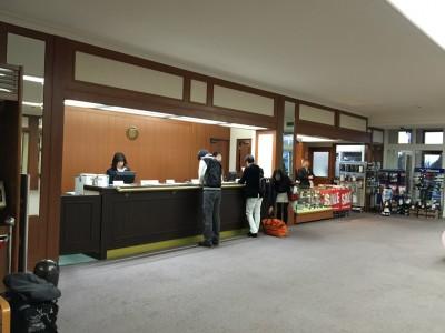 三田レークサイドカントリークラブ クラブハウス フロント