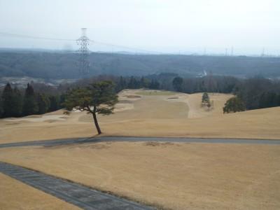 三田レークサイドカントリークラブ 北摂コース 1番ホール