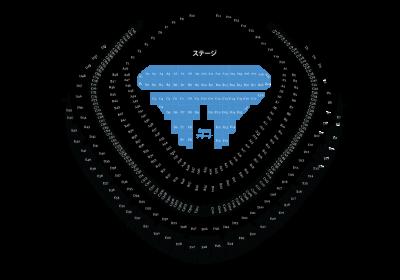 アウト・ゼアー ジャパン・ツアー2015 ポール・マッカートニー 座席表