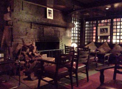 日光金谷ホテル 日本最古リゾートホテル バー デイサイト