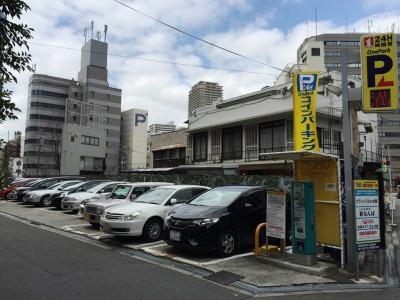 大相撲 春場所 三月場所 大阪場所 会場 周辺 駐車場 アクセス