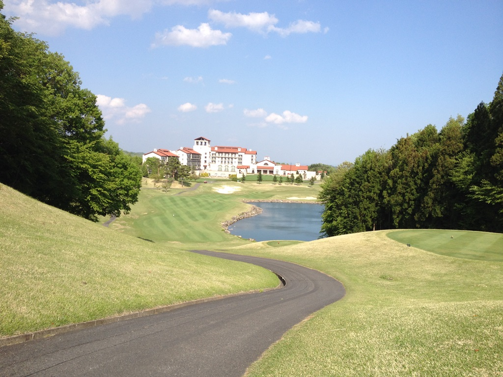 グランディ那須白河ザ・ロッジ グランディ那須白河ゴルフクラブ ダンロップスリクソン福島オープン 松山英樹 男子ゴルフツアー リゾートホテル