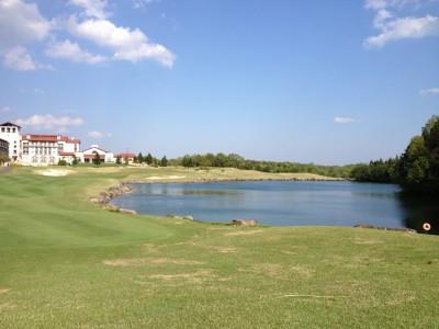 グランディ那須白河ザ・ロッジ グランディ那須白河ゴルフクラブ ダンロップスリクソン福島オープン 松山英樹 男子ゴルフツアー EASTコース