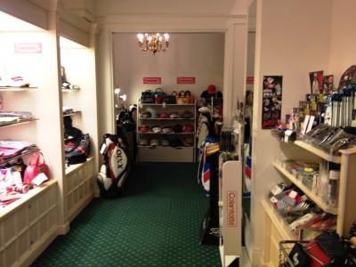 グランディ那須白河ザ・ロッジ グランディ那須白河ゴルフクラブ ダンロップスリクソン福島オープン リゾートホテル ゴルフショップ 売店