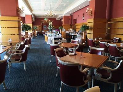 グランディ那須白河ザ・ロッジ グランディ那須白河ゴルフクラブ ダンロップスリクソン福島オープン リゾートホテル 昼食 オーガスタ