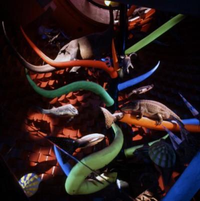 ごぶごぶ 10/20 千里 ドライブ 太陽の塔 内部 岡本太郎 万博公演 村上ショージ 熊きち ラーメン ちゃんぽん キムチ 魔法のレストラン 毎日放送 お宝映像 生物の樹