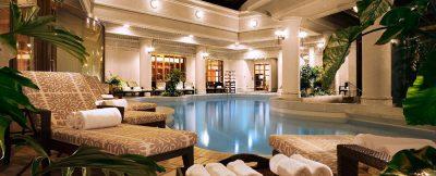 ホテル椿山荘東京プール