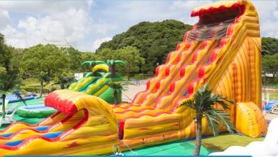 大阪城公園 プール ウォーターパーク ハウステンボス ウォータースライダー ロングスライダー 長さ150m 混雑 行列 混み具合 チケット 入場料 割引券 世界のビール祭