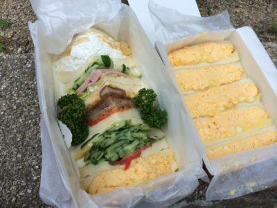 ルマン サンドイッチ