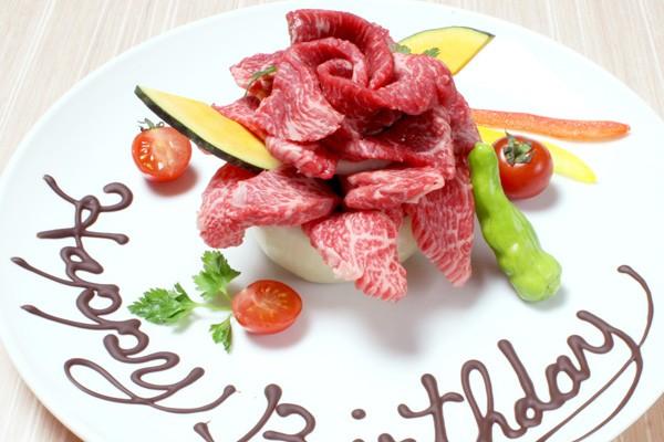 WAGYUdoki ワギュウドキ 立ち食い焼肉 梅田 一切れから注文 国産牛食べ放題 茶屋町 お肉ケーキ