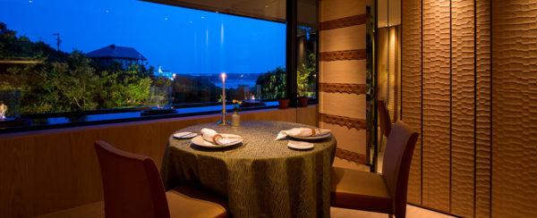 ザ・ひらまつホテルズアンドリゾーツ賢島 THE HIRAMATSU HOTELS &RESORTS 賢島 個室レストラン