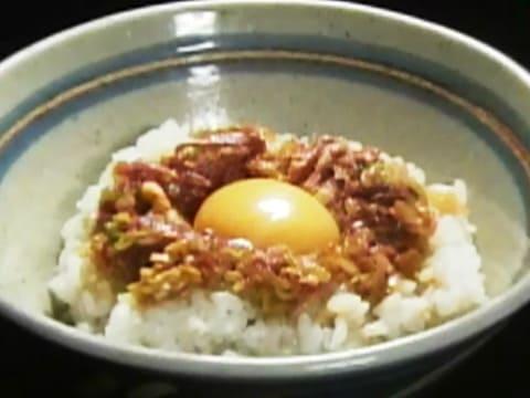 万能醤油のTKG 今ちゃんの実は グルメ ロケ 夜食 ダイアン 料理人 作り方 レシピ