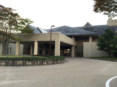 グランベール京都ゴルフ倶楽部クラブハウス