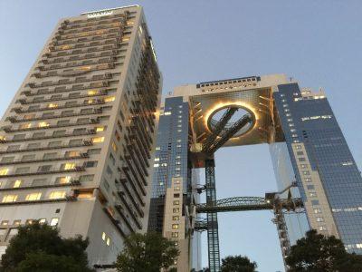 ェスティンホテル大阪
