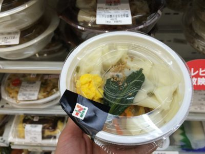 スマステーション コンビニ セブンイレブン 部門別人気ランキング スープ部門 野菜が摂れる餃子スープ テレビで紹介 人気