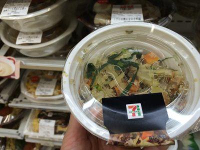スマステーション コンビニ セブンイレブン 部門別人気ランキング スープ部門 生姜香る鶏肉と野菜の和風スープ テレビで紹介 人気