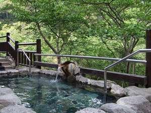 信貴山観光ホテル天然温泉露天風呂