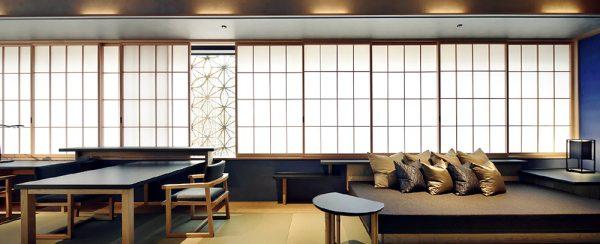 星のや東京・客室
