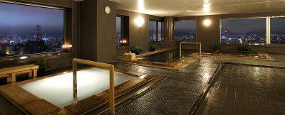 JRタワーホテル日航札幌・天然温泉スパ