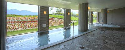 富良野リゾート オリカ・大浴場