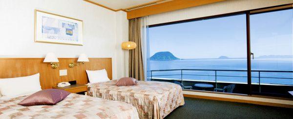 唐津シーサイドホテル・客室