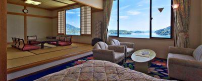 きのえ温泉 ホテル清風館・特別室