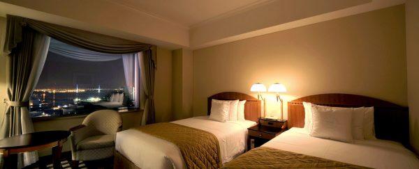 横浜ベイシェラトン ホテル&タワーズ/客室一例(ツイン)