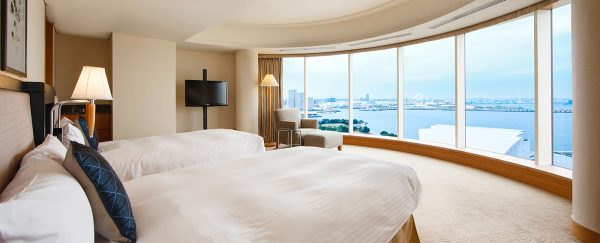 横浜ベイホテル東急/バルコニー付き客室