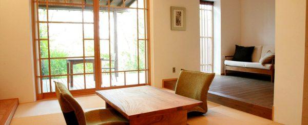 天然田園温泉 ふかほり邸・客室一例