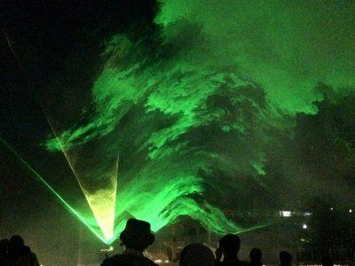 京都イルミナーレ るり渓温泉 イルミネーション デュアルオーロラショー 霧をライトアップ グランピング 上映時間 料金 チケット購入方法 混雑 アクセス 駐車場