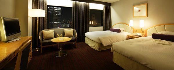 川崎日航ホテル/客室一例・デラックスツイン