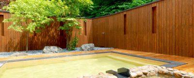 ニセコ昆布温泉 鶴雅別荘 杢の抄 大浴場