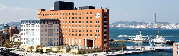 プレミアホテル門司港/全景