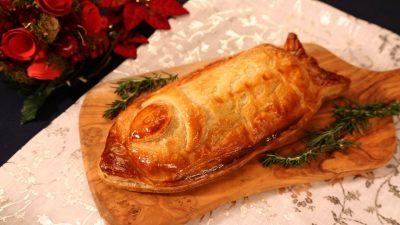 白熱ライブ ビビット カトシゲのお取り寄せハウス 冷凍食品専門ブランド Picard ピカール 南青山 サーモンのパイ包み焼き