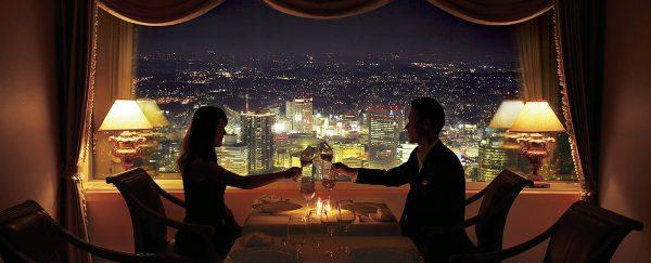 横浜ロイヤルパークホテル・フレンチレストラン「ル・シエール」