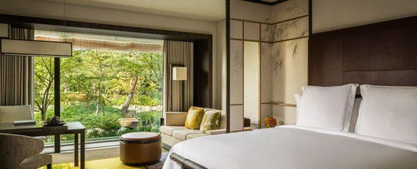 フォーシーズンズホテル京都 客室