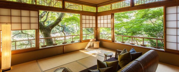 星のや京都・客室