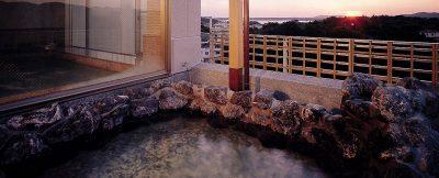 貸切展望露天風呂「天空の湯」