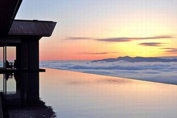 赤倉観光ホテル 雲海
