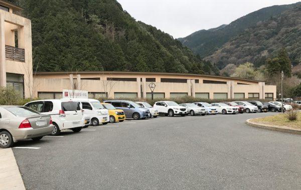 宿泊者専用駐車場