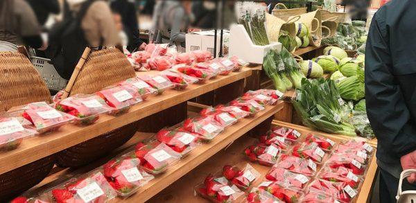 道の駅 フルーツフラワーパーク 大沢 レストラン デイズキッチン ファームサーカスマーケット 野菜直売 神戸産
