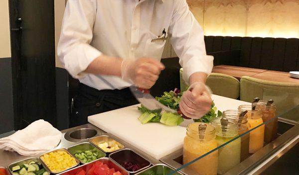 フィフス シーズン FIFTH SEASON中之島フェスティバルタワーウエスト チョップドサラダ 行ってきました 感想