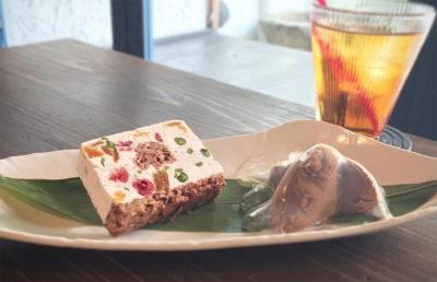Sweets Cafe KYOTO KEIZO スイーツカフェキョウトケイゾー 10分モンブラン 賞味期限 LIFE夢のカタチ 国産バナナ セミフレッド