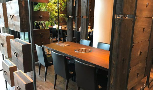 中之島フェスティバルタワーウエスト オープン フェスティバルプラザ レストラン 飲食店 焼肉トラジ