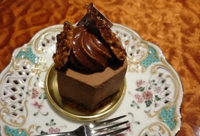 LIFE~夢のカタチ~ パティスリー ショコラトリー オーディネール 堀江 生姜 ジャンジャンブル ケーキ チョコレート