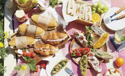 第4回 阪急パンフェア 阪急うめだ本店 サンドイッチ コラボ 焼肉たむら 乃が美 リッチガーデン ホットドック